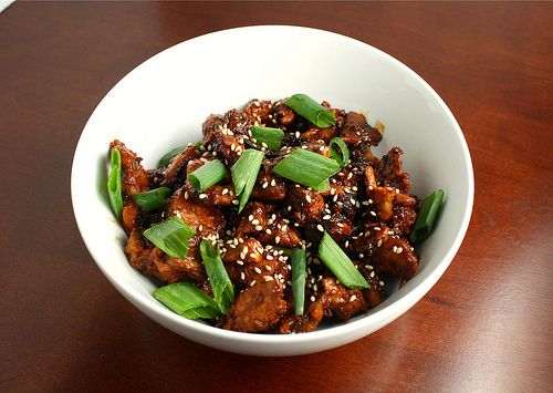 Dakgogi Korean BBQ Chicken | Korean Food | Pinterest