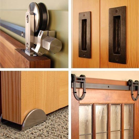 real sliding hardware barn door kits store profile. Black Bedroom Furniture Sets. Home Design Ideas