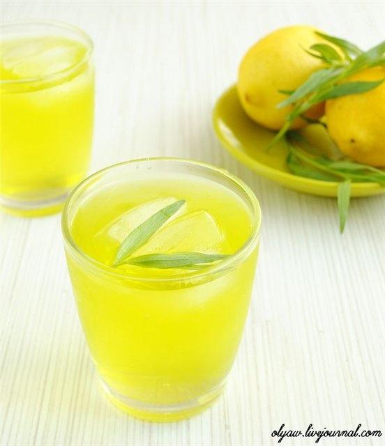tarragon drink | Food&drink&tableware | Pinterest