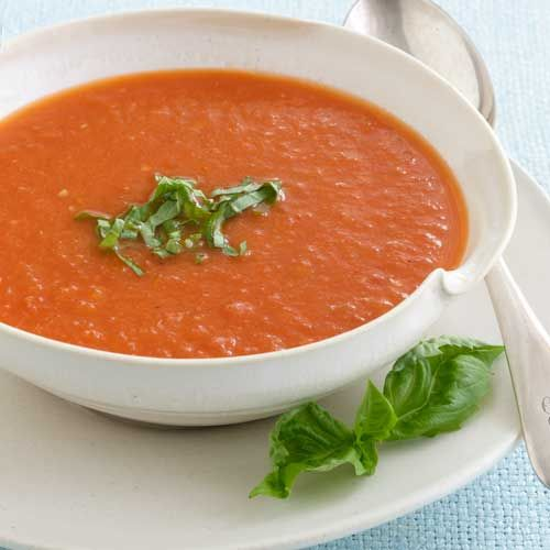 Roasted Tomato Soup Recipe ....   Soup   Pinterest
