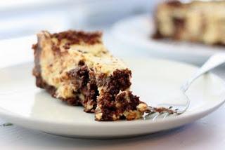 Brownie Mosaic Cheesecake | yummy. desserts. | Pinterest