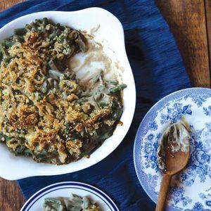 Vegan Green Bean Casserole | Tasty | Pinterest