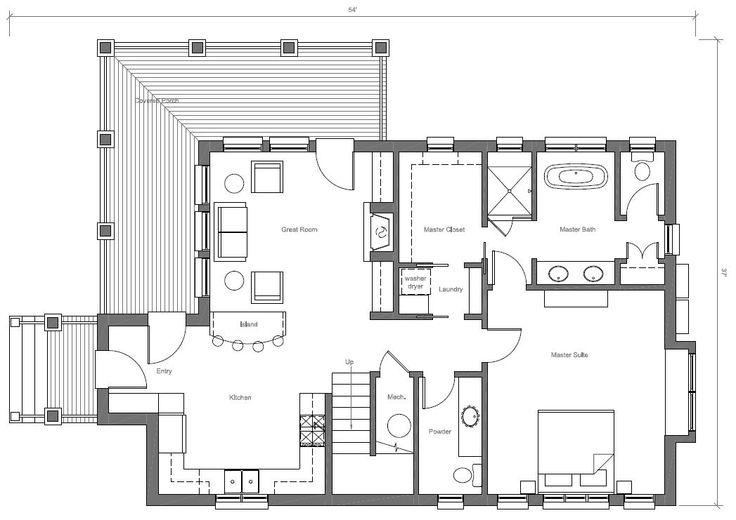 Pin By Matthew Harmon On House Plans Pinterest