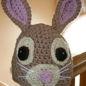 10 Free Animal Hat Crochet Patterns Crochet Pinterest