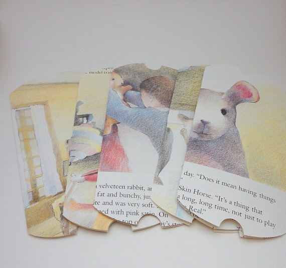 we could do these with pages from charlotte 39 s web