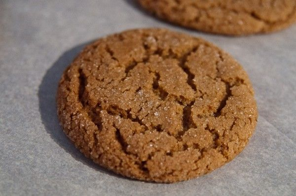 Gingersnap Cookies - you can never have too many recipes for ...