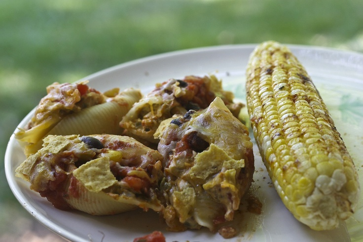 Taco Stuffed Shells | Food Finds | Pinterest