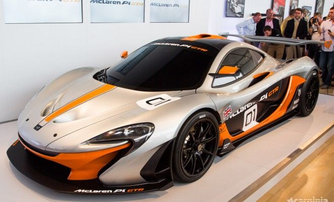 McLaren P1 GTR 2014 The Real Sport Car photos