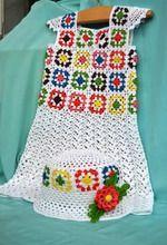 Комплект для девочки -этностиль - Вязание для детей - Страна Мам