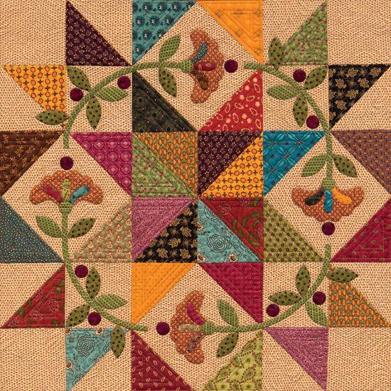 Martingale - That Patchwork Place Quilt Calendar 2014