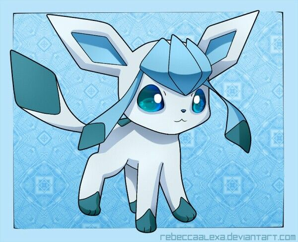 how to get glaceon pokemon x
