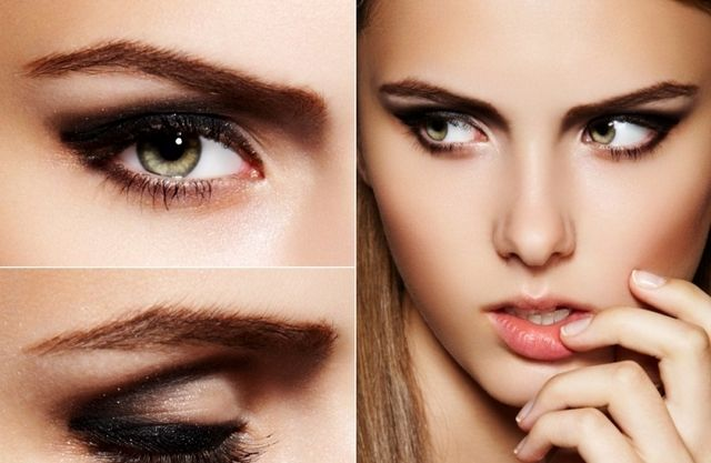 For small Eyes for  Pinterest Small  Makeup S×M×I×N×K eyes makeup  Natural  natural