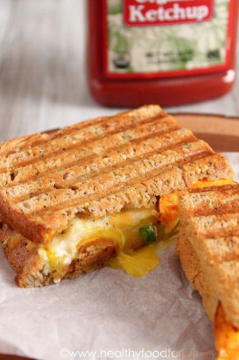 Breakfast Panini | Favorite Recipes | Pinterest