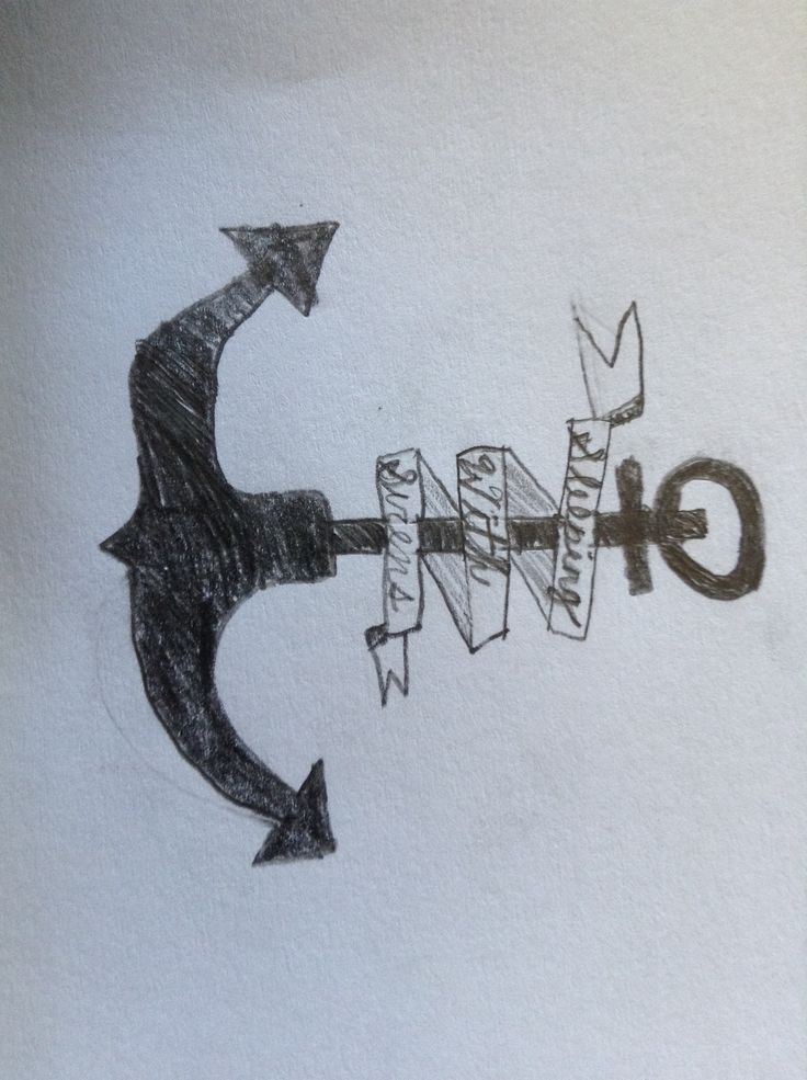 Sleeping With Sirens Symbol Anchor | www.imgkid.com - The ...