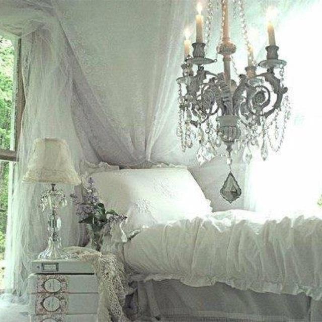 Cozy beautiful shabby bedroom Shabby Chic Pinterest