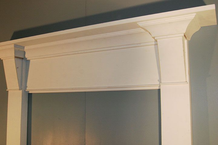 Craftsman Crown Molding : An elegant way with moldings.  My Style is Craftsman  Pinterest