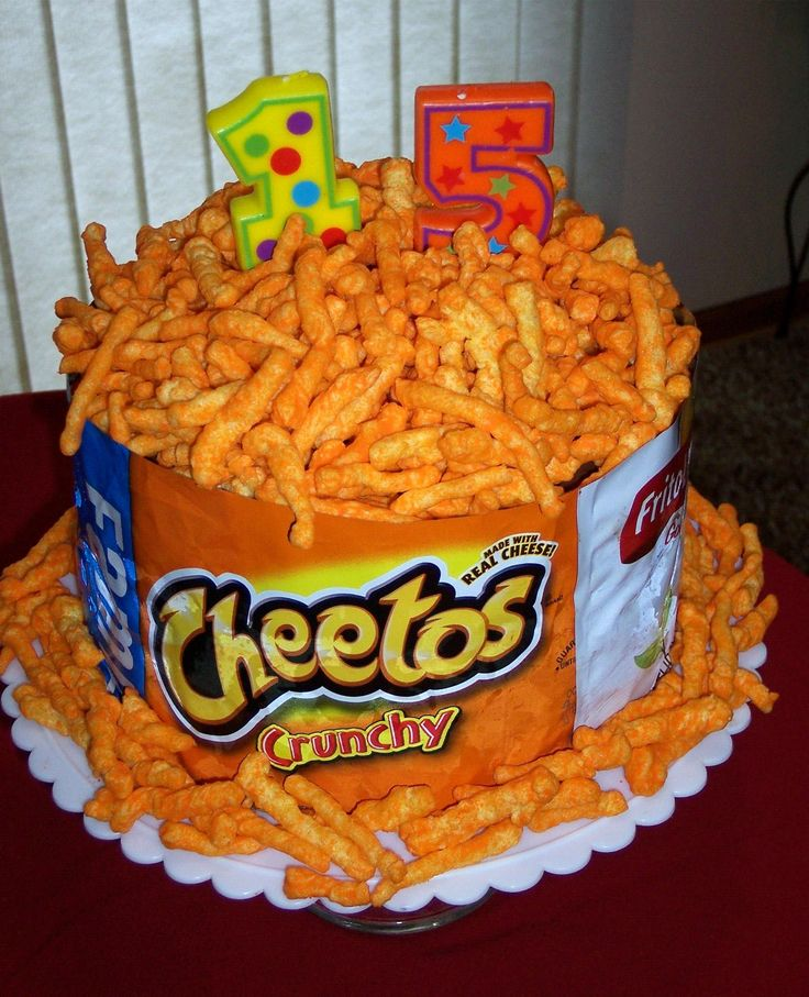 15 Year Old Birthday Cake Ideas Pictures to Pin on ...
