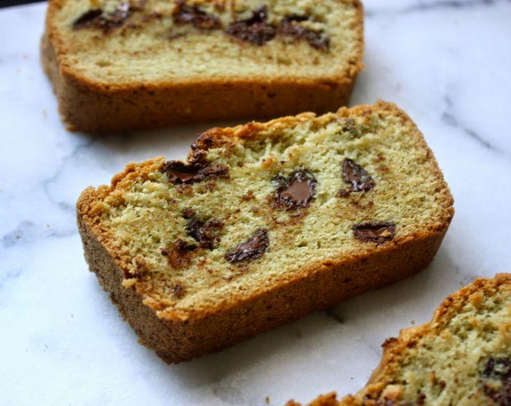 avocado chocolate chip pound cake | Recipes | Pinterest