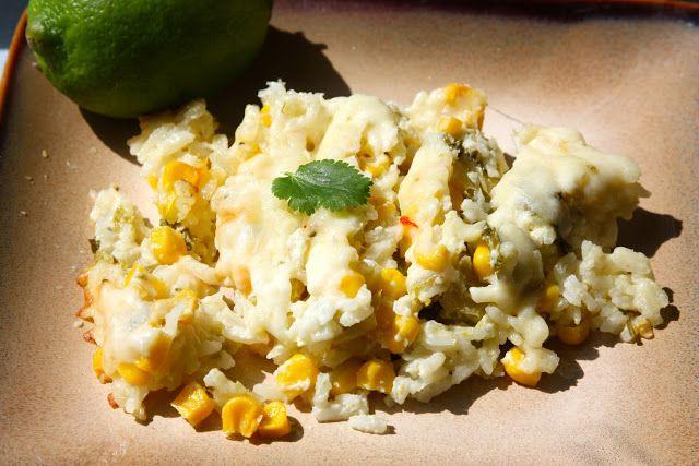 Sour Cream Rice | Good Eats | Pinterest