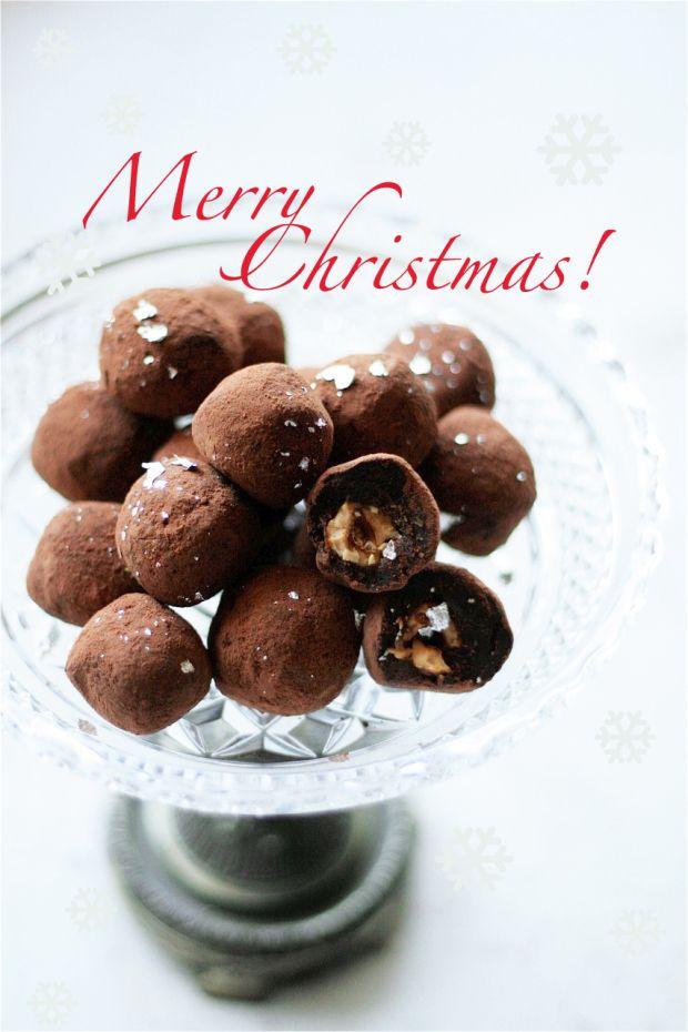 tartufi_nocciole (hazelnut truffles) | Noel | Pinterest