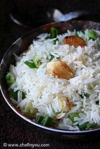 Filipino garlic fried rice - seems nice | Cooking - delicious Food ...