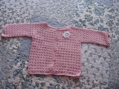 Deby & su crochet: Chalecos de bebe