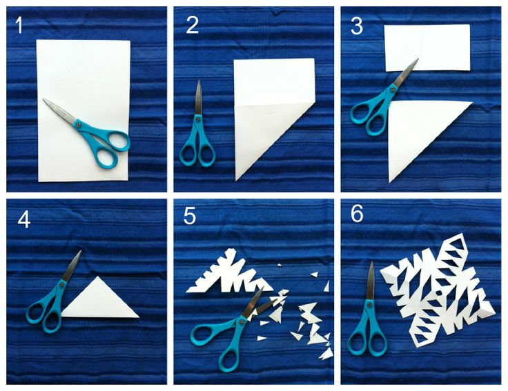 PAPER SNOWFLAKE TUTORIAL | Kids Just Wanna Have Fun!! - Kids Crafts ...