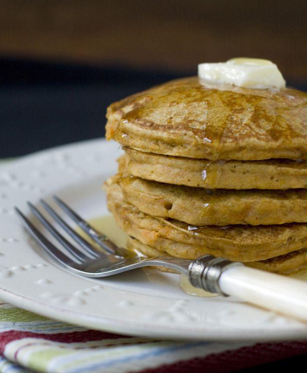 Sweet Potato Pancakes | The good stuff | Pinterest