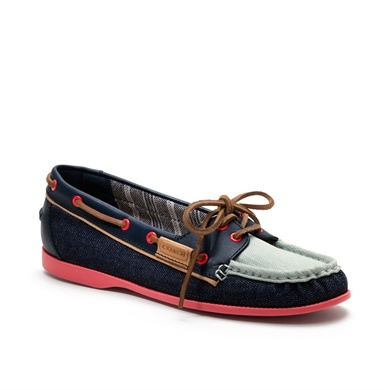 COACH Coralin Flat Shoe