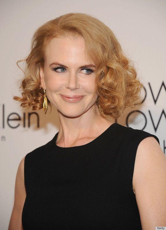 Hairstyles For Long Hair With Widows Peak : Celebrities with Widows Peaks