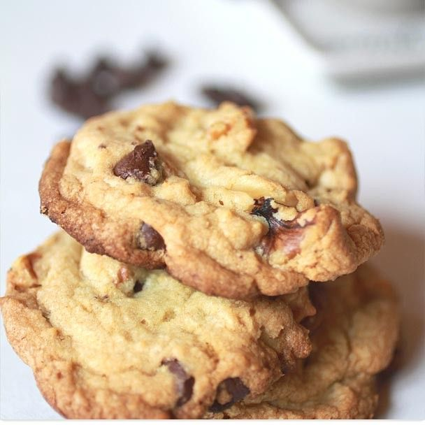 Maple Sea Salt Chocolate Chip Cookies from Vermont Creamery.
