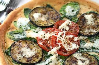 Karina's Gluten-Free Pizza Crust — Punchfork