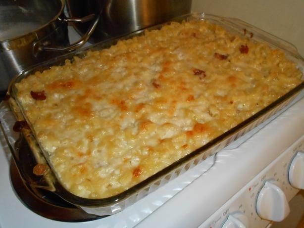 Balthazar Macaroni Gratin (Aka Macaroni and Cheese) | Recipe