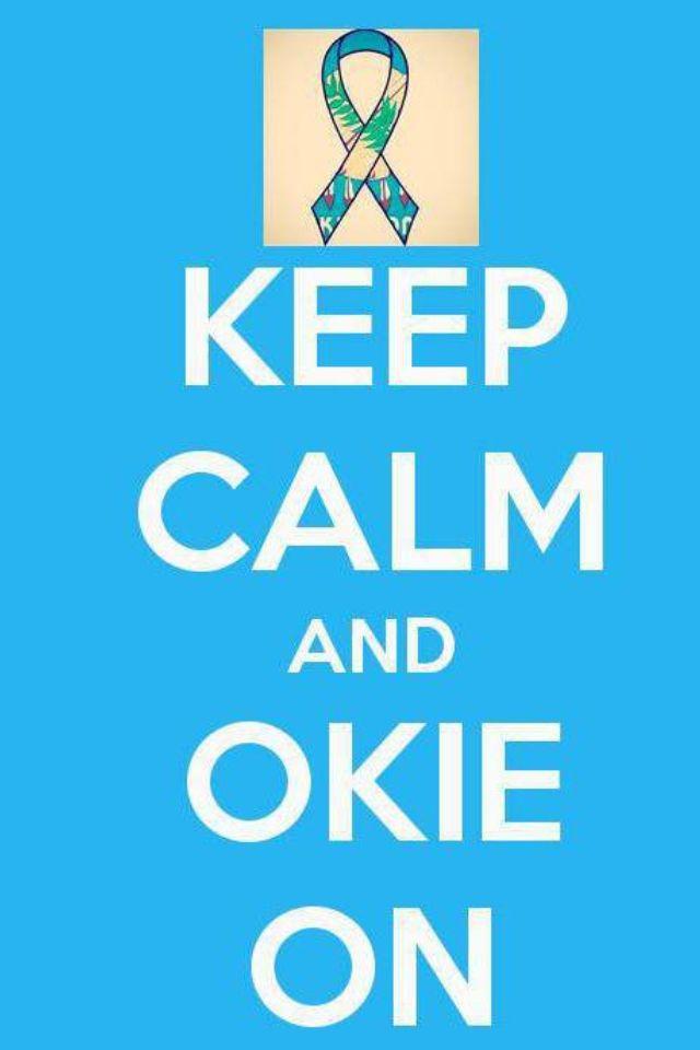 Keep calm and okie on oklahoma