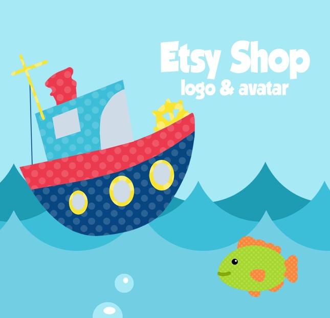 Etsy Shop logo   avata...