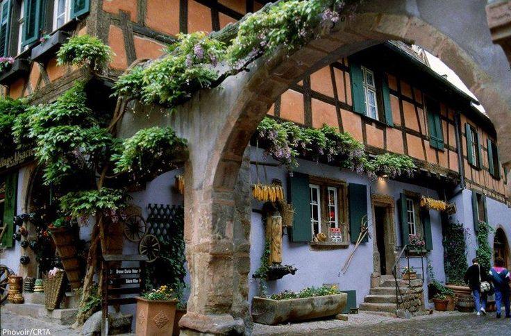 Riquewihr, Alsace (CRTA/Phovoir)