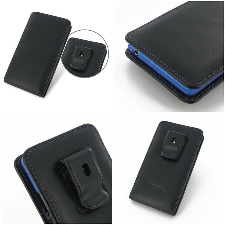 Sony Xperia Z1 Purple Case