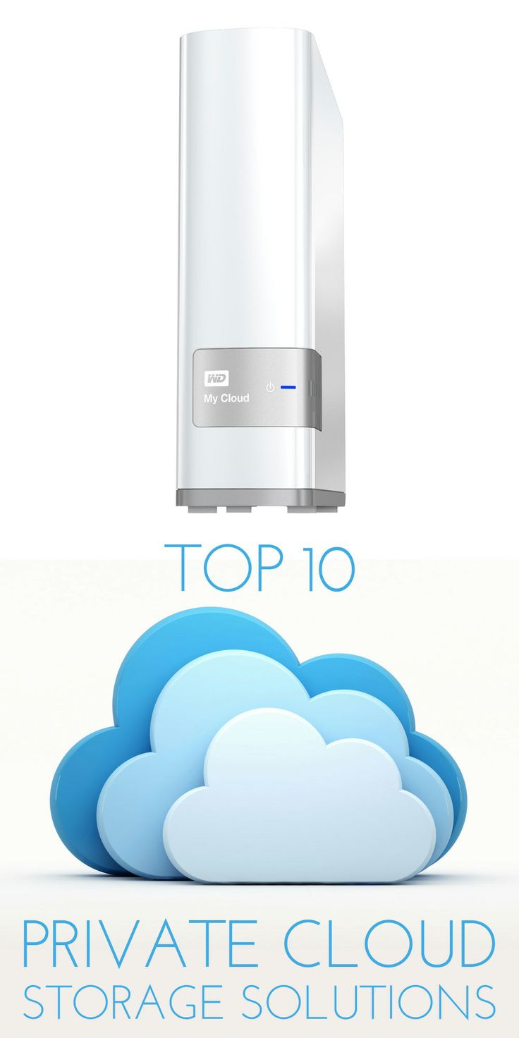personal cloud storage solutions