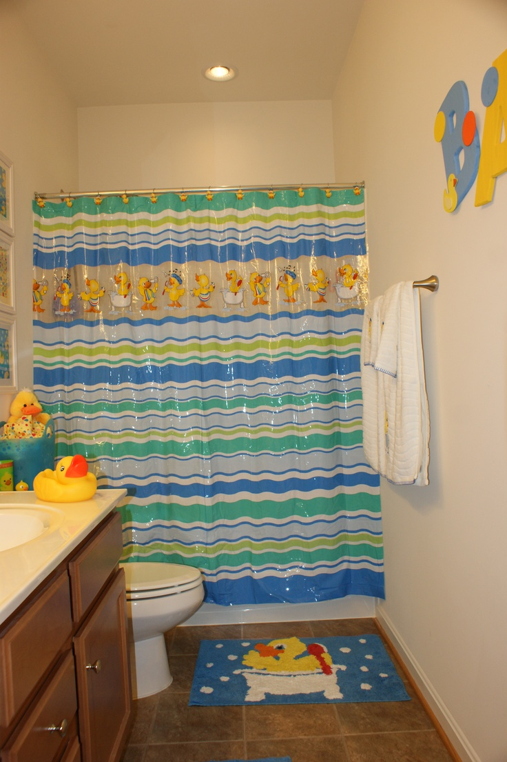 Duck Bathroom Decor for Kids | Duck Bathroom