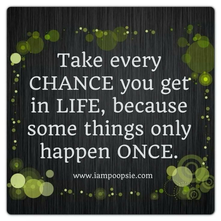 quotes about taking chances - photo #10
