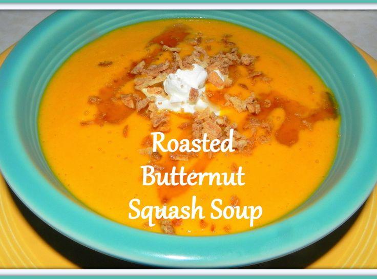 ... roasted butternut squash , butternut squash soup and butternut squash