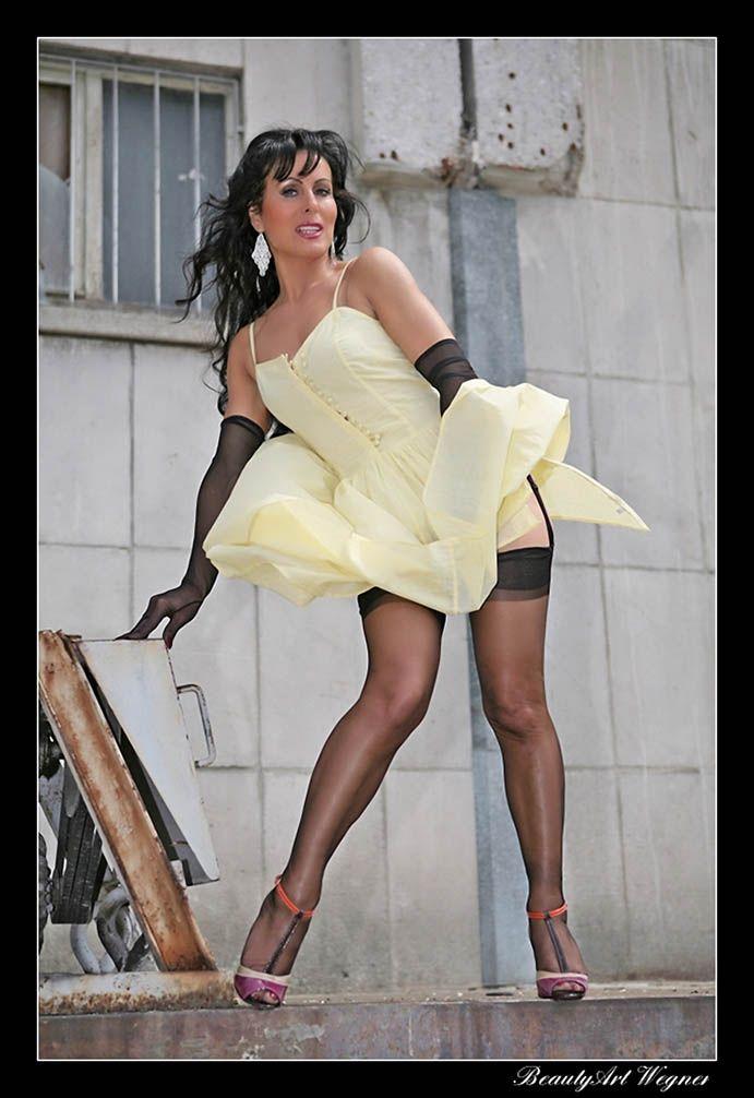 Pinterest Nylon Stockings