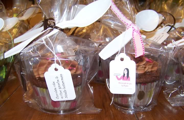 how to package cupcakes for bake sale