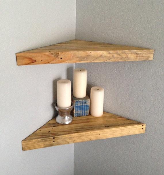 DIY Floating wood shelf | Home DIY | Pinterest