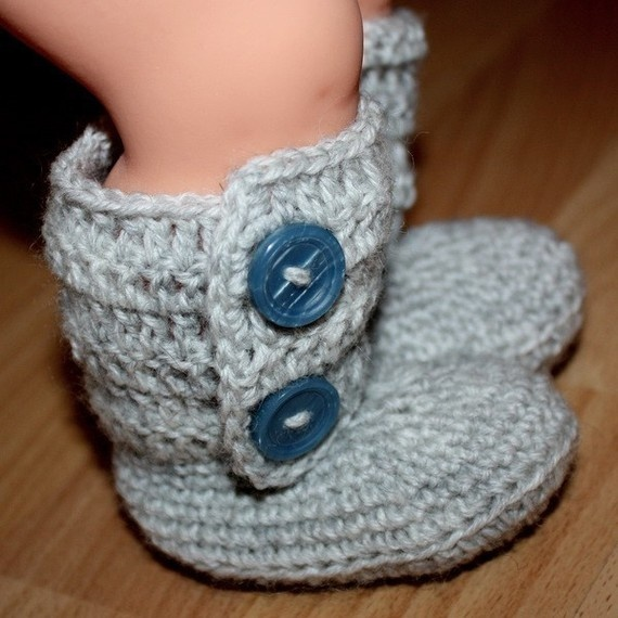 baby boots Devin & Dylan Pinterest