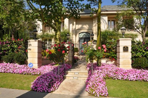 Flowers Curb Appeal Curb Appeal Pinterest