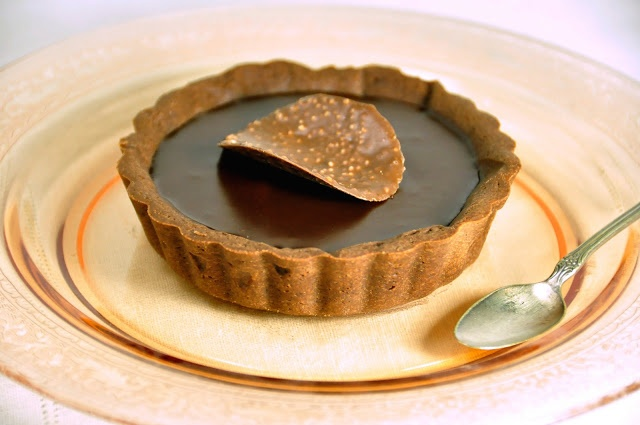 Chocolate Truffle Tarts | FOOD // Cheesecakes - Pies - Tarts | Pinter ...