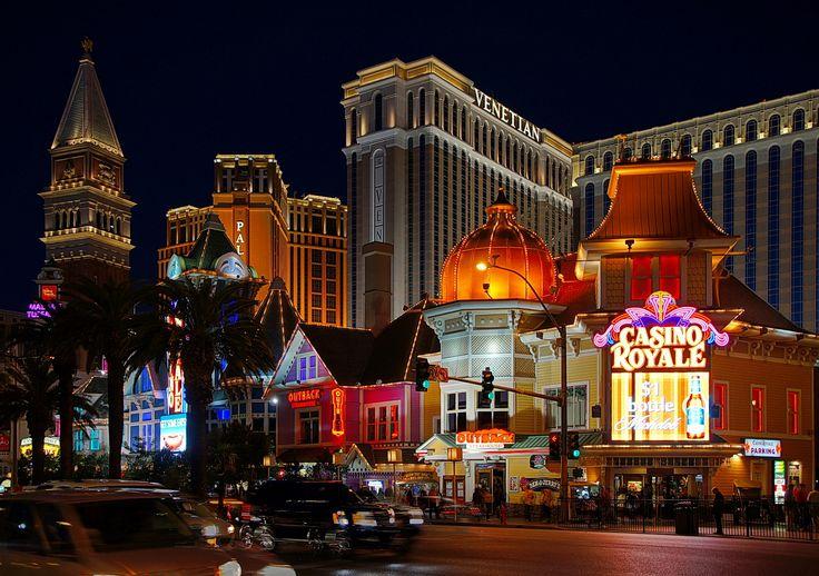 las vegas hotels and casinos list