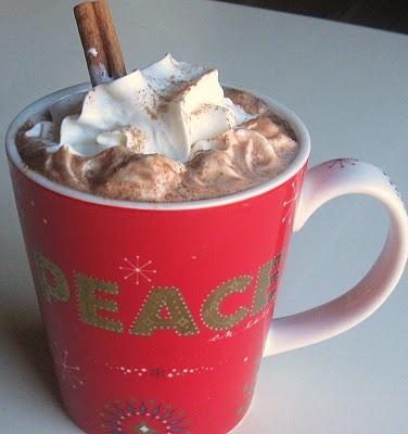Mexican Hot Cocoa: Pumpkin Pie Spice, Cayenne Pepper, Cinnamon and ...