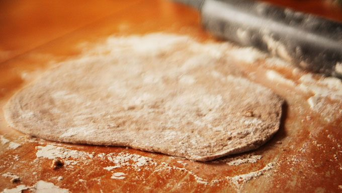 Easy No-Knead Whole Wheat Pizza Dough | Food | Pinterest
